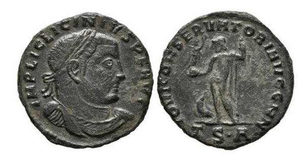 LICINIO I. Follis. 312-313